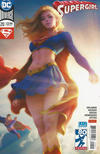 Cover for Supergirl (DC, 2016 series) #20 [Stanley Lau Cover]