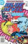 Cover for Blue Devil (DC, 1984 series) #7 [Canadian Newsstand]