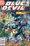 Cover for Blue Devil (DC, 1984 series) #9 [Canadian Newsstand]