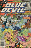 Cover for Blue Devil (DC, 1984 series) #17 [Canadian Newsstand]