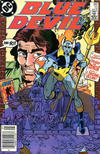 Cover for Blue Devil (DC, 1984 series) #12 [Canadian Newsstand]