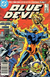 Cover for Blue Devil (DC, 1984 series) #13 [Canadian Newsstand]