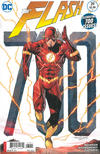 Cover for The Flash (DC, 2016 series) #39 [Tony S. Daniel 700 Variant Cover]