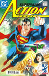 Cover Thumbnail for Action Comics (2011 series) #1000 [1980s Variant Cover by Joshua Middleton]