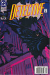 Cover Thumbnail for Detective Comics (1937 series) #633 [Newsstand]