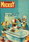 Cover for Le Journal de Mickey (Disney Hachette Presse, 1952 series) #87