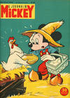 Cover for Le Journal de Mickey (Disney Hachette Presse, 1952 series) #88
