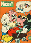 Cover for Le Journal de Mickey (Disney Hachette Presse, 1952 series) #89