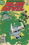 Cover Thumbnail for Blue Devil (1984 series) #25 [Canadian]