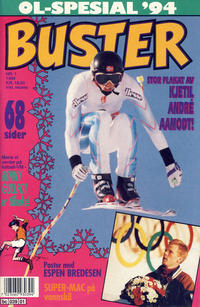 Cover Thumbnail for Buster (Semic, 1984 series) #1/1994