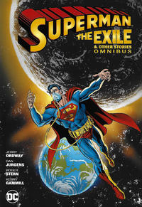 Cover Thumbnail for Superman: The Exile and Other Stories Omnibus (DC, 2018 series)