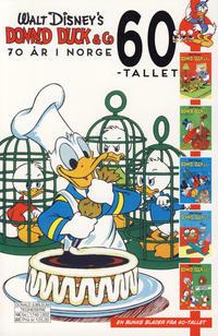Cover Thumbnail for Donald Duck & Co 70 år i Norge (Hjemmet / Egmont, 2018 series) #2 - 60-tallet