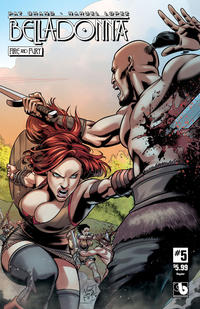 Cover Thumbnail for Belladonna: Fire and Fury (Avatar Press, 2017 series) #5