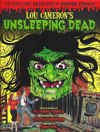 Cover Thumbnail for The Chilling Archives of Horror Comics! (IDW, 2010 series) #23 - Lou Cameron's Unsleeping Dead