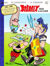 Cover Thumbnail for Asterix (Egmont Ehapa, 1968 series) #1 - Asterix der Gallier [Jubiläumsausgabe 1968 - 1988]