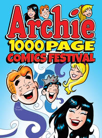 Cover Thumbnail for Archie 1000 Page Comics Festival (Archie, 2017 series)