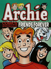 Cover Thumbnail for Archie Comics Spectacular Friends Forever (Archie, 2015 series)