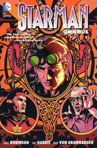 Cover Thumbnail for Starman Omnibus (DC, 2012 series) #1