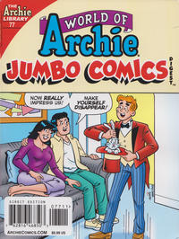 Cover Thumbnail for World of Archie Double Digest (Archie, 2010 series) #77
