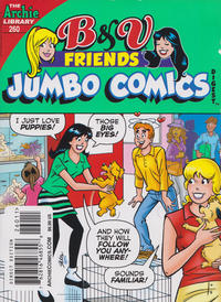 Cover Thumbnail for B&V Friends Double Digest Magazine (Archie, 2011 series) #260