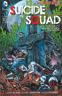 Cover Thumbnail for Suicide Squad (DC, 2012 series) #3 - Death Is for Suckers