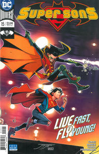 Cover Thumbnail for Super Sons (DC, 2017 series) #15