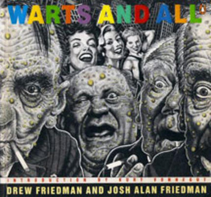 Cover for Warts and All (Fantagraphics, 1994 series)