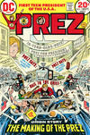 Cover for Prez (DC, 1973 series) #1