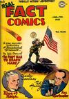 Cover for Real Fact Comics (DC, 1946 series) #6