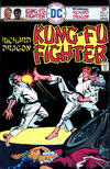 Cover for Richard Dragon, Kung-Fu Fighter (DC, 1975 series) #4