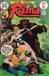 Cover for Rima, the Jungle Girl (DC, 1974 series) #7