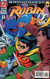 Cover for Robin (DC, 1993 series) #7 [Direct Sales]