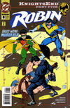Cover for Robin (DC, 1993 series) #8 [Direct Sales]