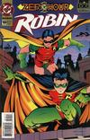 Cover for Robin (DC, 1993 series) #10 [Direct Sales]