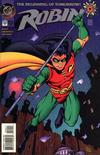 Cover for Robin (DC, 1993 series) #0 [Direct Sales]