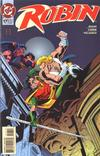 Cover for Robin (DC, 1993 series) #17 [Direct Sales]