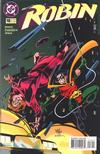Cover for Robin (DC, 1993 series) #18 [Direct Sales]
