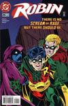Cover for Robin (DC, 1993 series) #25