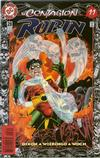 Cover for Robin (DC, 1993 series) #28
