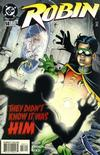 Cover for Robin (DC, 1993 series) #58