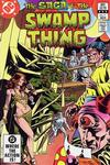 Cover for The Saga of Swamp Thing (DC, 1982 series) #7 [Direct Sales]