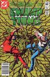 Cover Thumbnail for The Saga of Swamp Thing (1982 series) #10 [Newsstand]