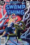 Cover Thumbnail for The Saga of Swamp Thing (1982 series) #15 [Newsstand]