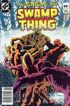 Cover Thumbnail for The Saga of Swamp Thing (1982 series) #18 [Newsstand]