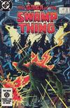 Cover for The Saga of Swamp Thing (DC, 1982 series) #20 [Direct-Sales]