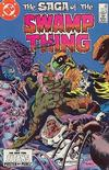 Cover for The Saga of Swamp Thing (DC, 1982 series) #22 [Direct]