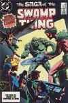 Cover Thumbnail for The Saga of Swamp Thing (1982 series) #24 [Direct]