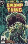 Cover for The Saga of Swamp Thing (DC, 1982 series) #28 [Direct Sales]