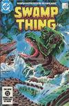 Cover for The Saga of Swamp Thing (DC, 1982 series) #32 [Direct]