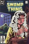Cover for The Saga of Swamp Thing (DC, 1982 series) #33 [Direct Sales]